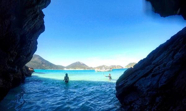 Passeio para Arraial do Cabo saindo do Rio