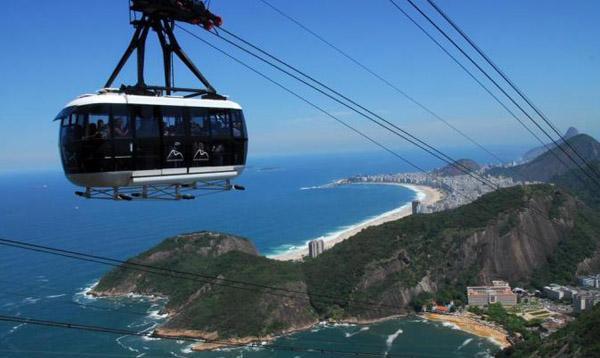 Passeio de Um Dia no Rio