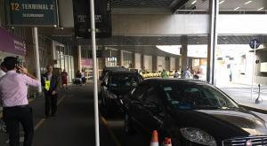 Transfer para Aeroporto do Galeão saindo de Areal