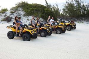 Passeio de Quadriciclo em Cabo Frio