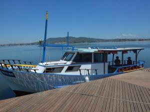 Passeio de Barco em São Pedro da Aldeia