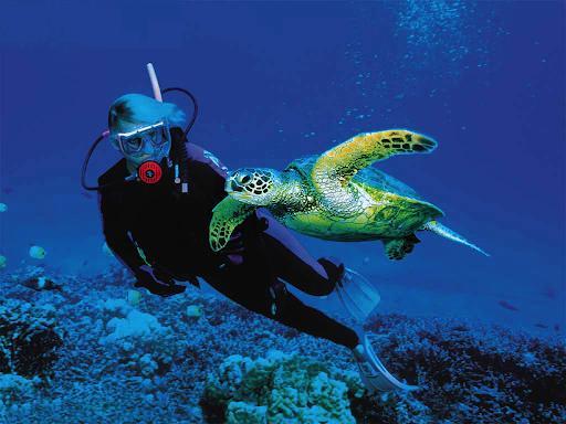 Mergulho com Cilindro em Arraial do Cabo