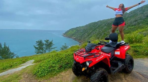Passeio de Quadriciclo em Arraial do Cabo