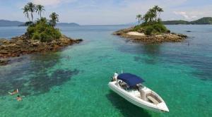 Passeio Ilhas Paradisíacas saindo de Conceição de Jacareí