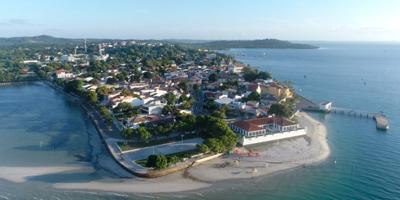 Foto da Ilha de Itaparica