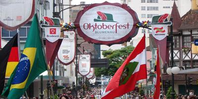 Foto do Oktoberfest