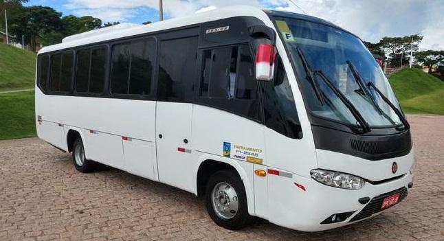 Micro-ônibus Curitiba x Morretes